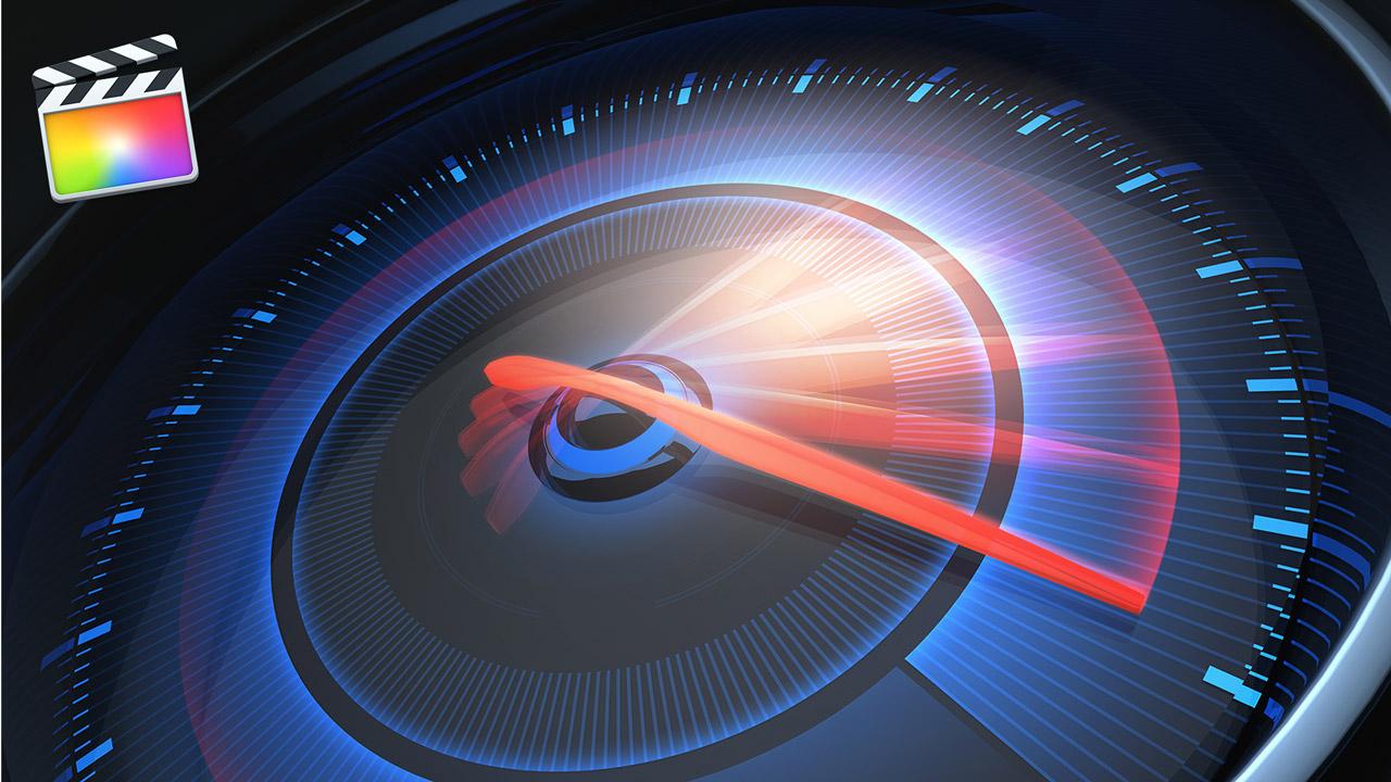 Warp Speed Motion 5.4 for FCP X Editors – Ripple Training
